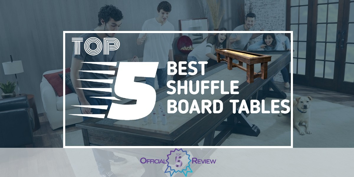 Shuffleboard Tables - Featured Image
