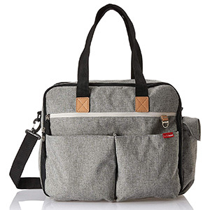 Skip Hop Weekender Travel Diaper Bag Tote