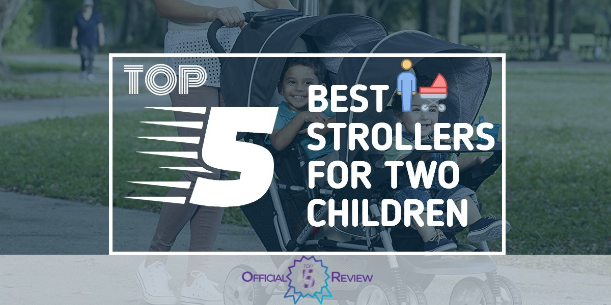 Strollers For Two Children - Featured Image