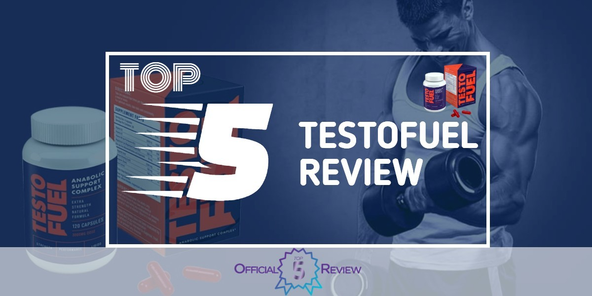 Testofuel Review - Featured Image
