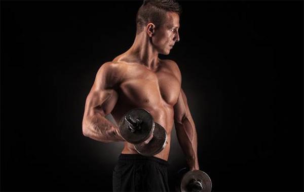 Testogen Review - BodyBuilder in Gym
