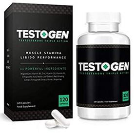 Testogen Review - Buy Now