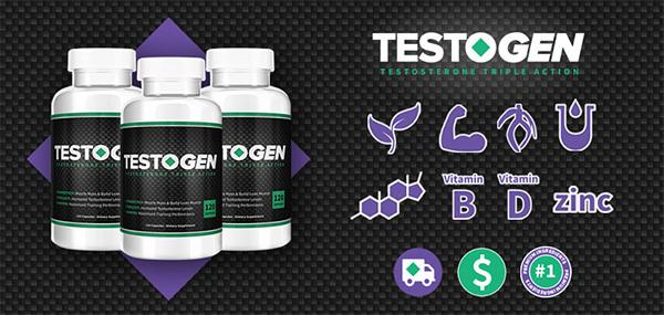 Testogen Review - Ingredients