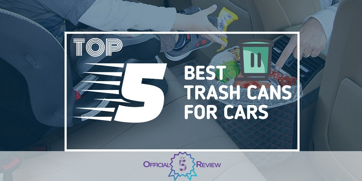 Trash Cans For Cars - Featured Image