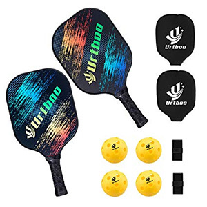 Urtboo Pickleball Paddle Rackets