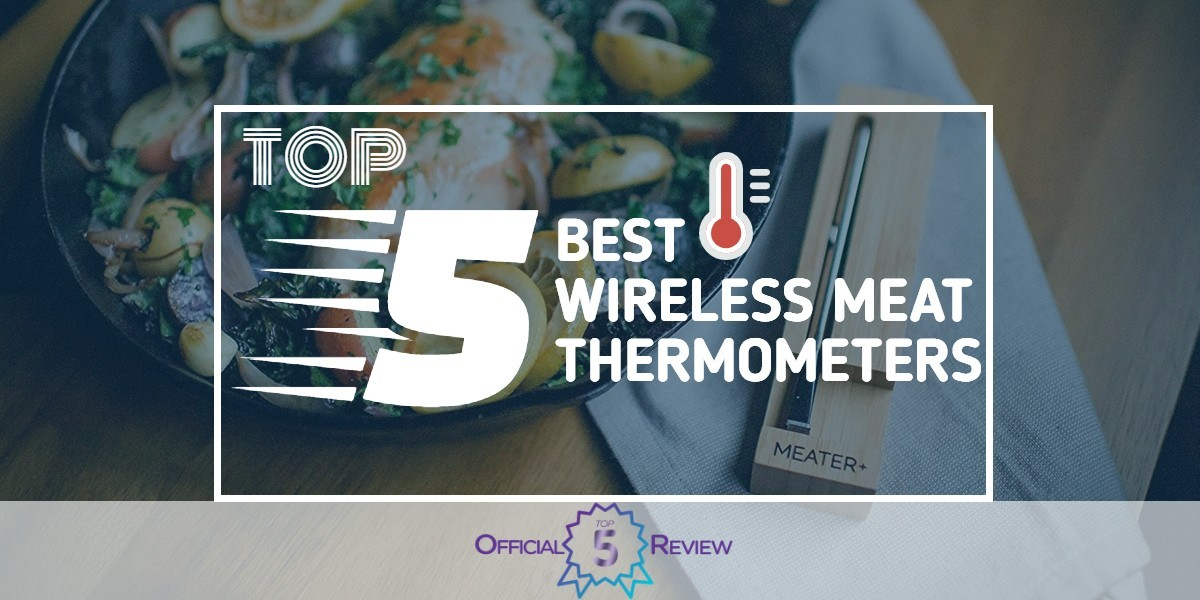 Wireless Meat Thermometers - Featured Image