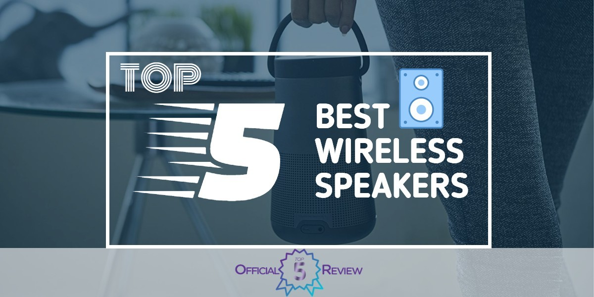 Wireless Speakers - Featured Image