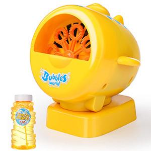 WisToyz Bubble Machine