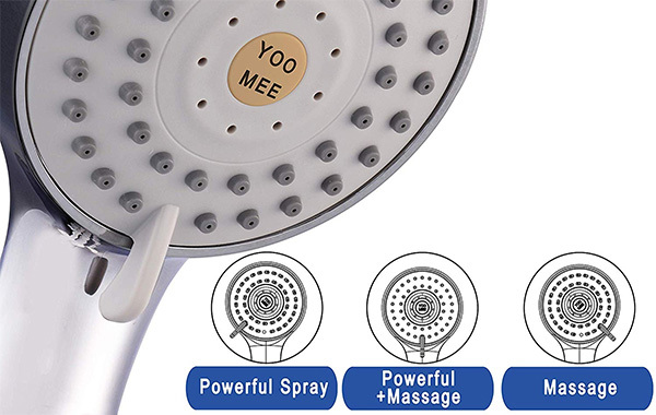 YOO.MEE Handheld Shower Head