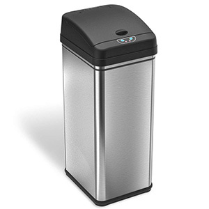 iTouchless 12 Gallon Trash Can