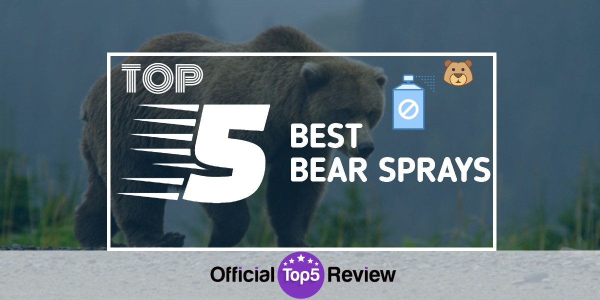 Best Bear Sprays - Featured Image