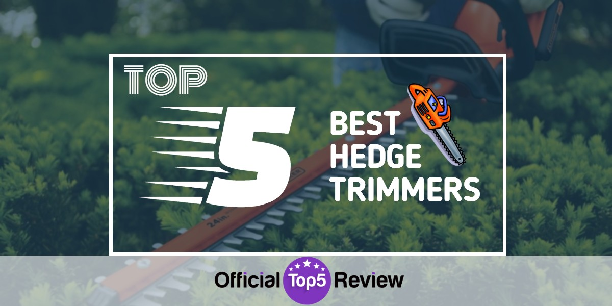 Best Hedge Trimmers - Featured Image