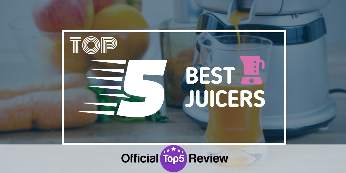 Best Juicers - Featured Image