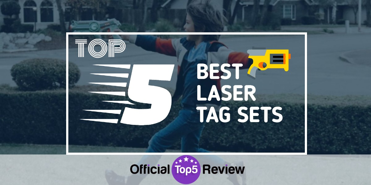 Best Laser Tag Sets - Featured Image