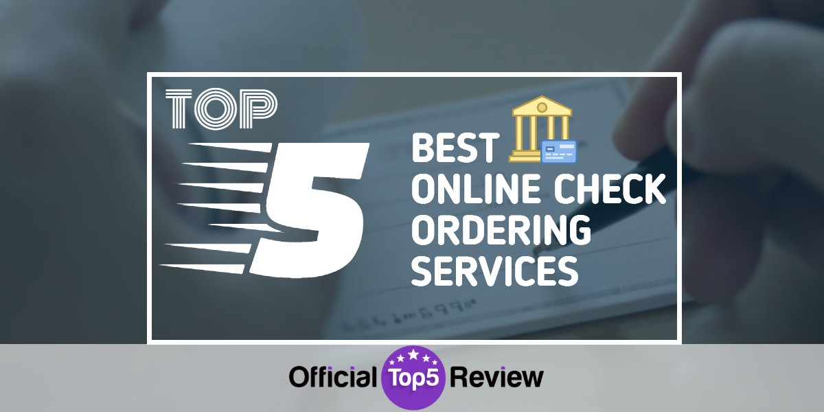 Best Online Check Ordering Services - Featured Image