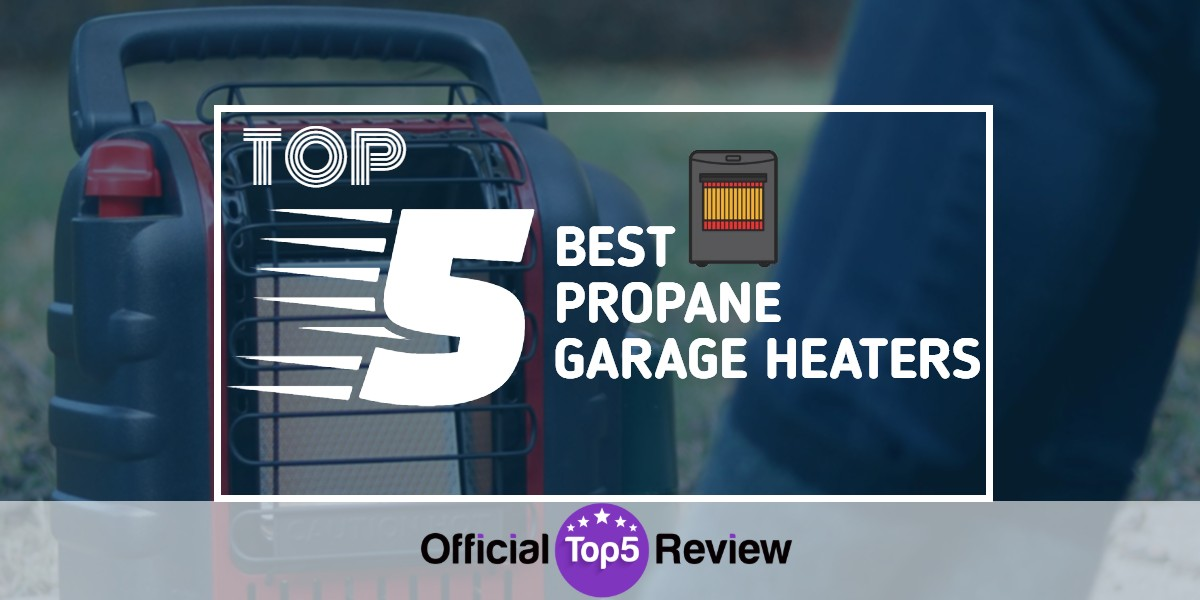 Best Propane Garage Heaters - Featured Image