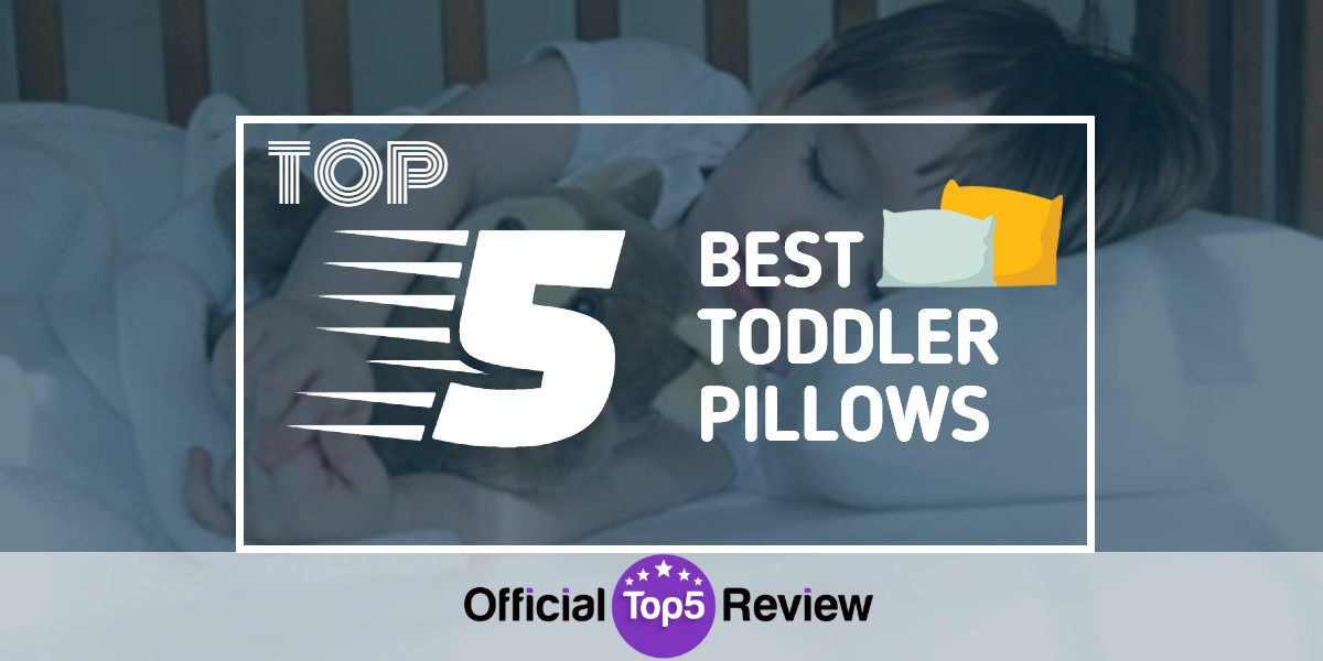 Best Toddler Pillows - Featured Image