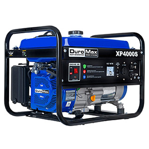 DuroMax XP4000S 7.0 HP Air Cooled OHV Gasoline Powered Portable RV Generator