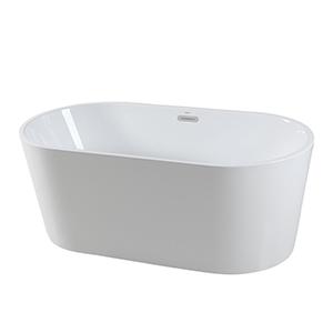 FerdY Acrylic Freestanding Bathtub