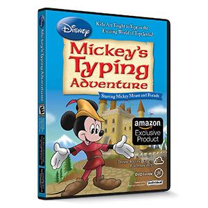 Mickey's Typing Adventure
