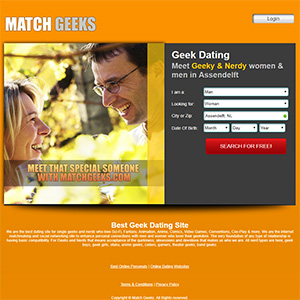 Match Geeks