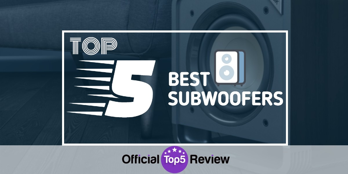 Subwoofers Under $500 - Featured Image