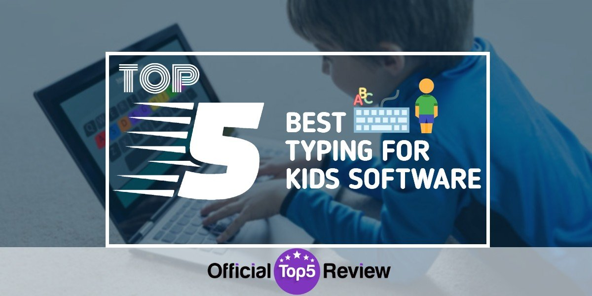 Typing For Kids Software - Featured Image