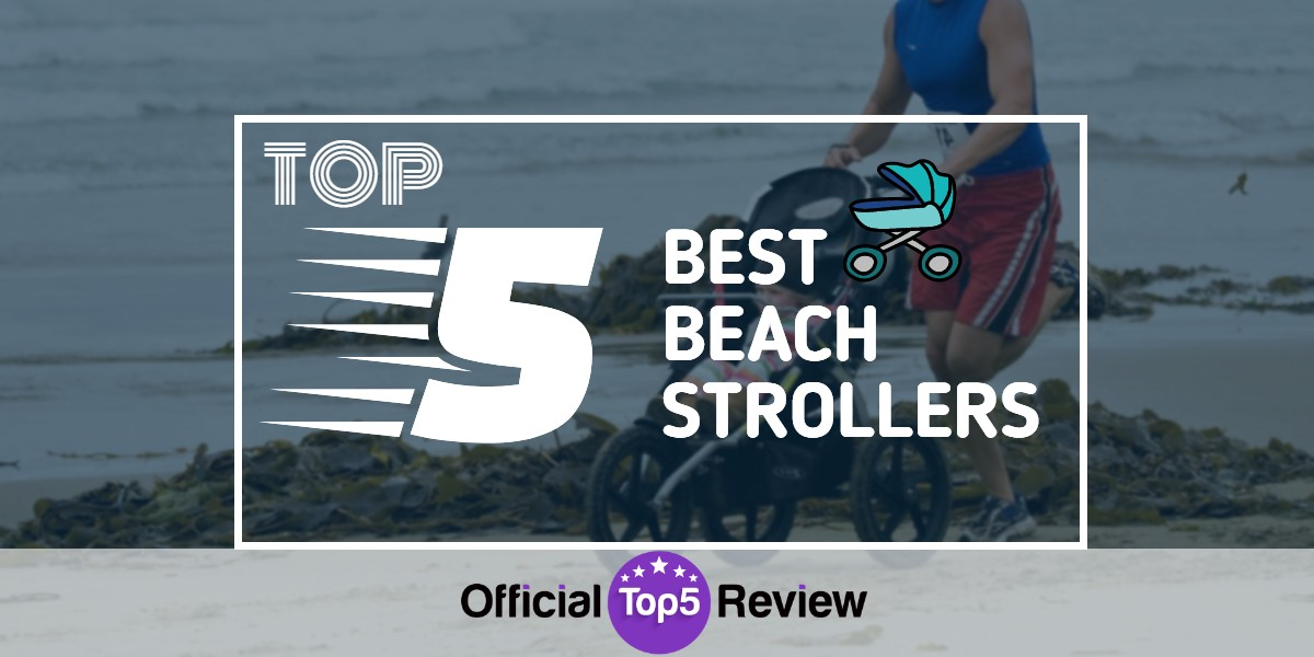 Best Beach Strollers - Featured Image