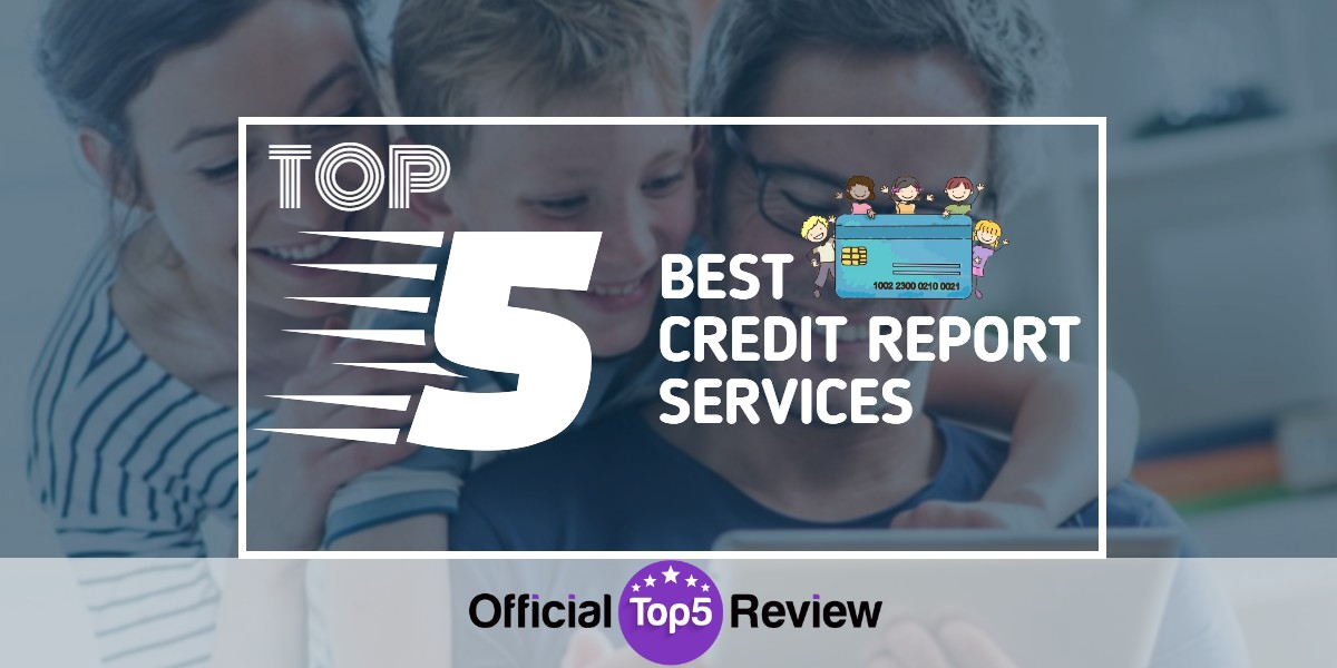 Best Credit Report Services - Featured Image