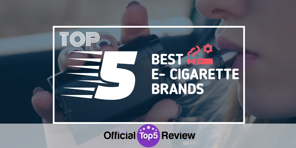 Best Electronic Cigarette Brands - Featured Image