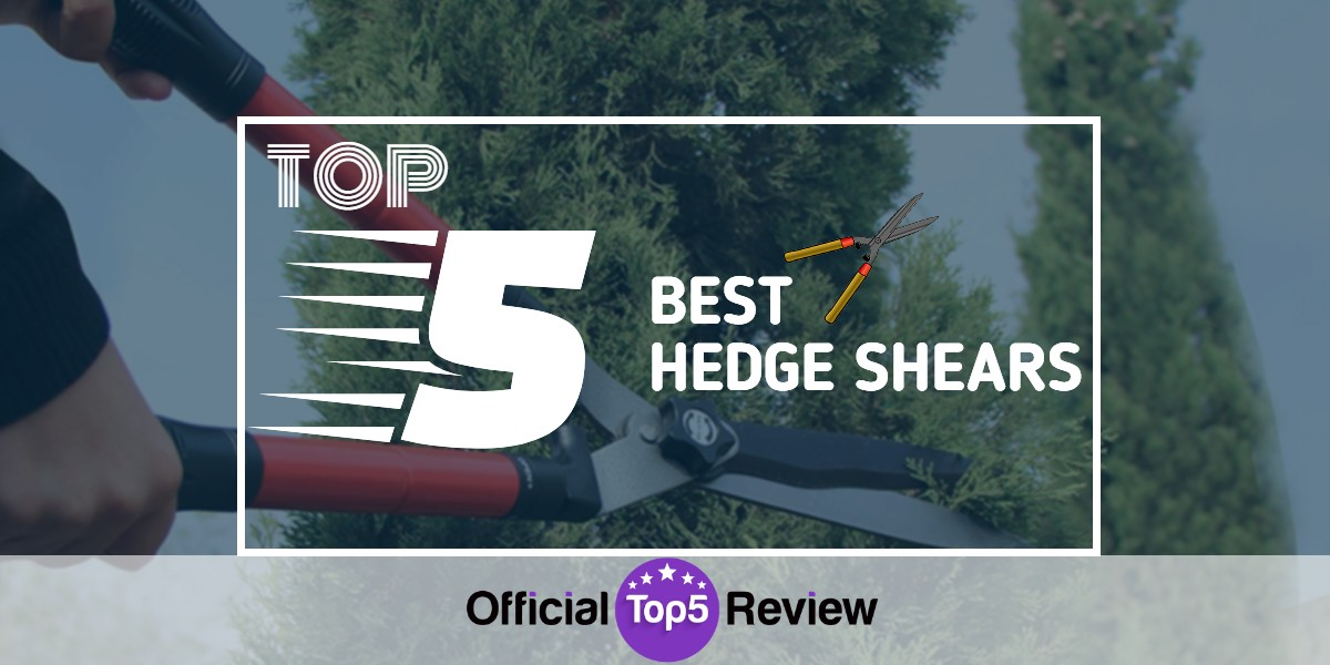 Best Hedge Shears - Featured Image