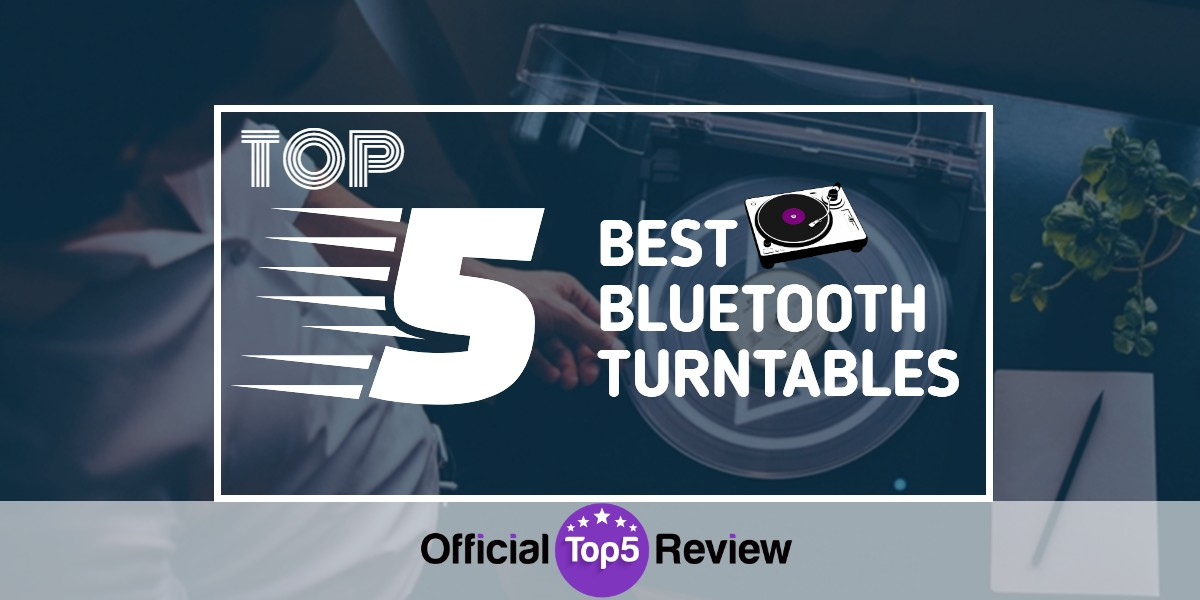Bluetooth Turntables - Featured Image