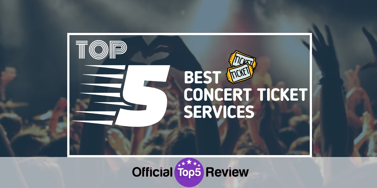 Concert Ticket Services - Featured Image