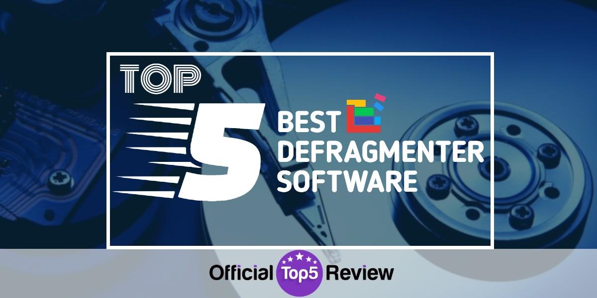 Defragmenter Software - Featured Image