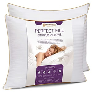 King Size Bed Pillows for Sleeping