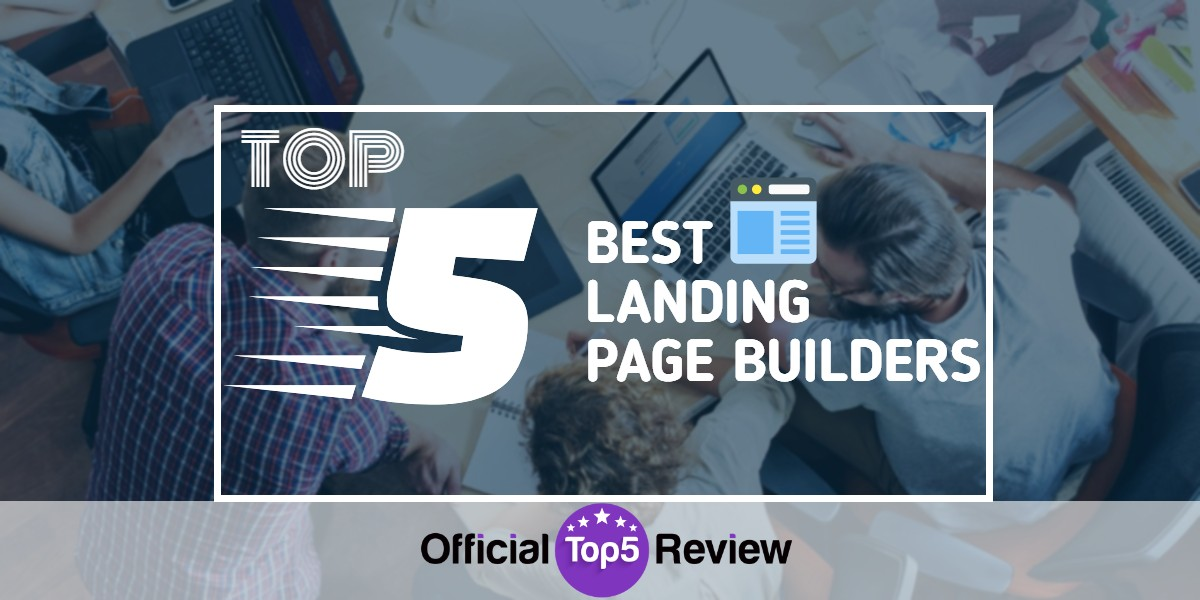 Landing Page Builders - Featured Image