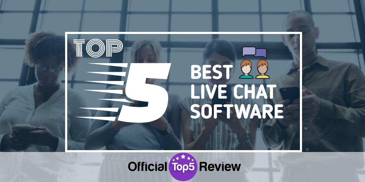 Live Chat Software - Featured Image