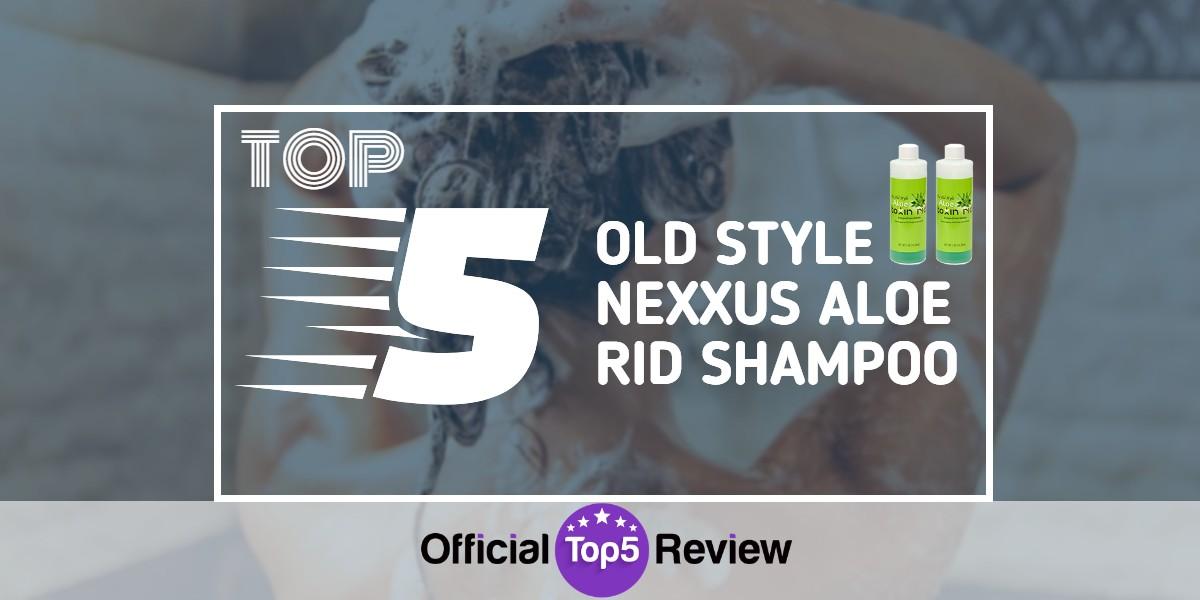 Old Style Nexxus Aloe Rid Shampoo - Featured Image
