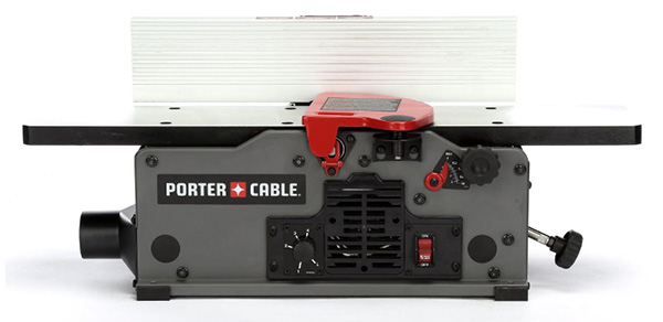 PORTER-CABLE Variable Speed Benchtop Jointer