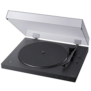Sony Belt Drive Turntable: Fully Automatic Wireless Vinyl Record Player