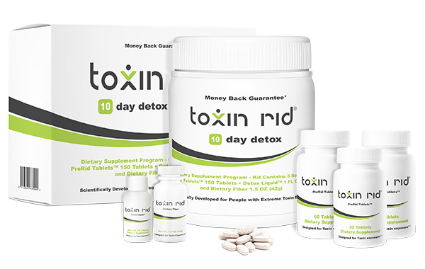 Toxin Rid 10 Day Detox Review