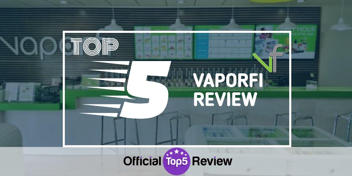 Vaporfi Review - Featured Image