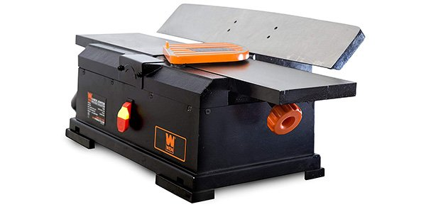 WEN 10 Amp Corded Cast Iron Benchtop Jointer