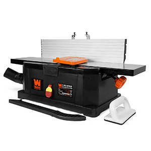 WEN 6559 6-Inch 10-Amp Corded Benchtop Jointer