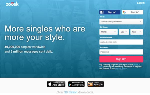 Amazone dating site