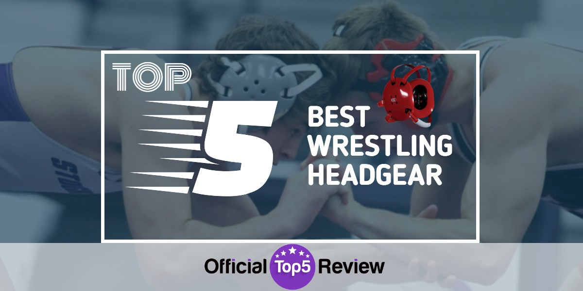 Best Wrestling Headgear - Featured Image