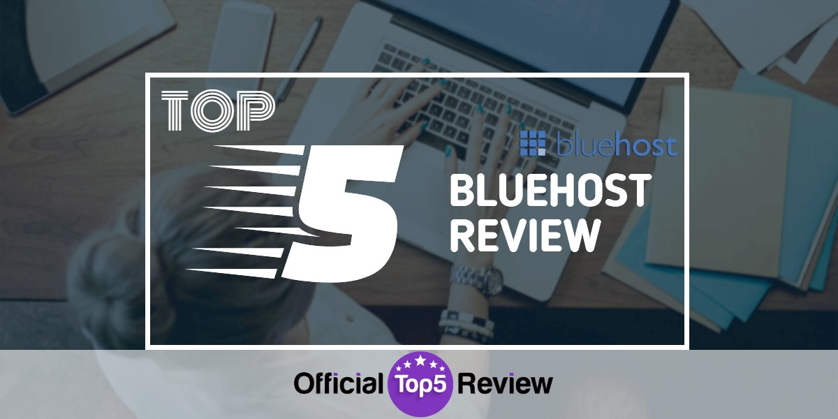 Bluehost Review - Featured Image