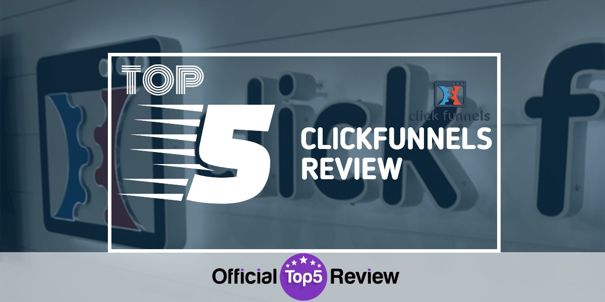 Clickfunnels Review - Featured Image