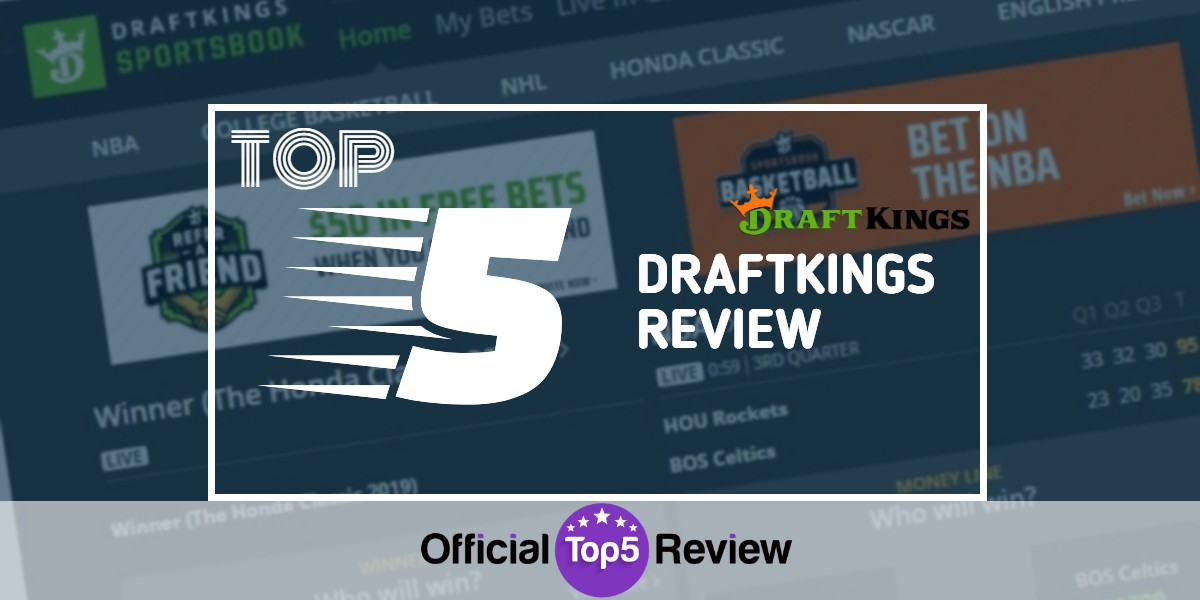 DraftKings Review - Featured Image