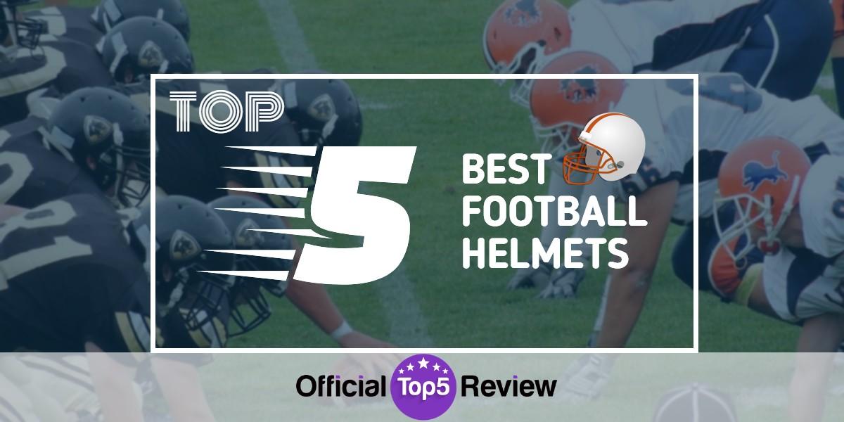 Football Helmets - Featured Image